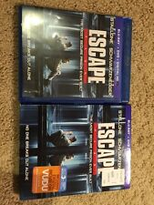 Escape Plan (Blu Ray/DVD) With Slipcover