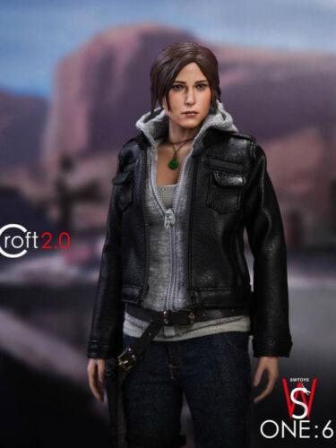 IN-Stock SW Ourworld 1/6 Scale Lara Croft 2.0 Action Figure 12 Figure FS015