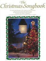 The Christmas Songbook Sheet Music Book 014006773
