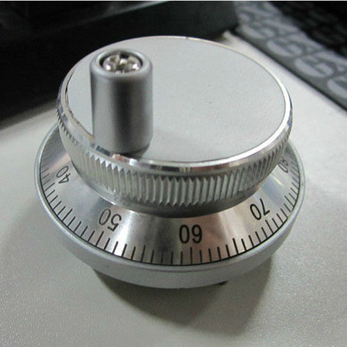 Hand wheel Pulse Encoder 100PPR CNC Mill Router Manual Control For CNC System 20
