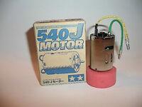 Tamiya 540-J Motor