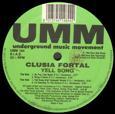 CLUSIA FORTAL - Yell Song - UMM