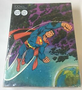 1983-Golden-SUPERMAN-jigsaw-puzzle-100-pieces-complete