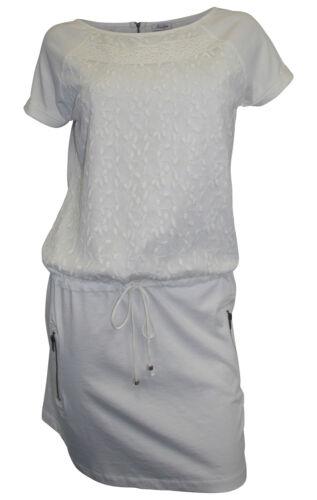 Spitze Aniston 34 36 cremeweiß Minikleid Sommer Event chic neu Kleid m