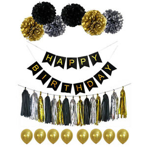 Happy-Birthday-Banner-Bunting-Paper-Pom-Poms-Tassel-Balloon-Party-Decoration-kit