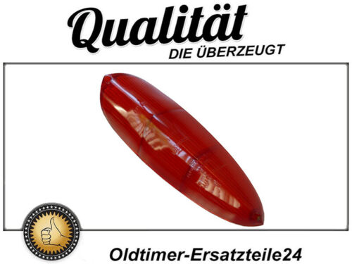 Rotes Glas für VW 1500 Typ 3 Rückleuchte Rücklicht Schlußleuchte
