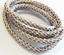 6mm-1m-Oko-Leder-Lederband-Imitat-Textilband-metallic-Reptil Indexbild 6