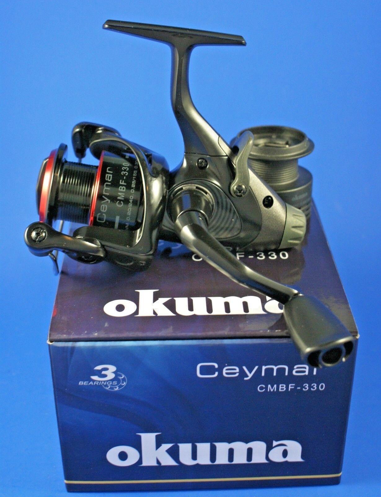 Okuma Ceymar Baitfeeder CMBF-330 2+1BB 5.0 1 54202 Fishing Reel