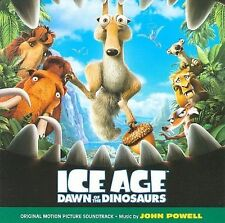 : Ice Age: Dawn of the Dinosaurs Soundtrack Audio CD