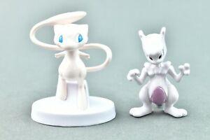 Pokemon Tomy Mew Mewtwo Moncolle Authentic Figure Nintendo