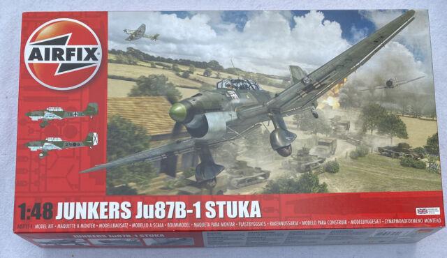 Model Maker 1//48 JUNKERS Ju-87B-1 STUKA Dive Bomber Paint Mask Set Airfix Kit