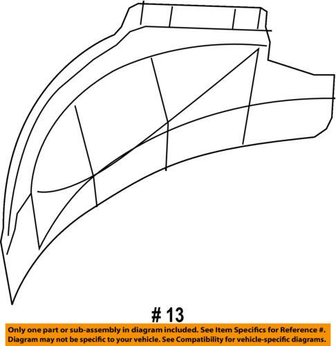Ram CHRYSLER OEM 13-18 1500 5.7L-V8 Exhaust-Heat Shield 55398948AC