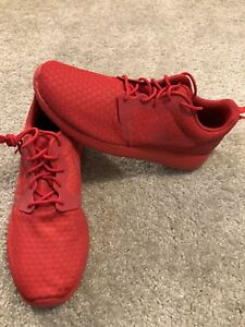 92ccb28face13 Mens Nike Roshe One Hyperfuse University Red Gym Yeezy October ...