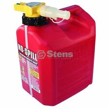 Stens 2 1/2 Gallon Fuel Can, No-Spill 1405 Stens #765-102