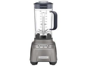 Cuisinart CBT-1500C Gray 60-ounce Jar Size Hurricane 2.25 Peak HP Blender