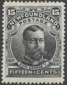 Newfoundland-Scott-Number-103-VF-H