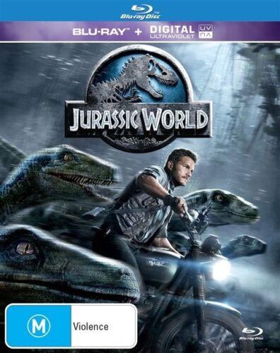 1 of 1 - Jurassic World (Blu-ray, 2015) NEW
