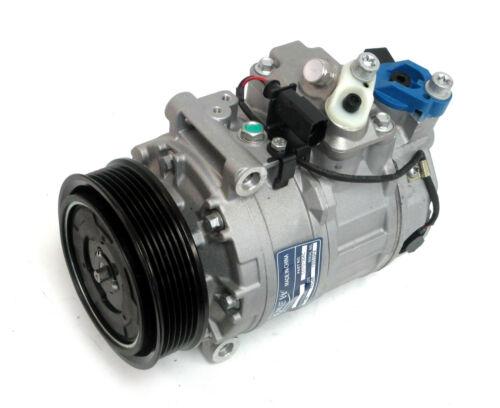 A//C AC Compressor Fits Audi A4,Audi A4 Quattro 03-05 1.8L//3.0L 7SEU16C Brand New