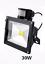 thumbnail 1 - 30W-PIR-Motion-Sensor-LED-Floodlight