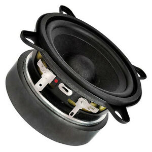 """Faital PRO 3FE25 3"""" Midrange full-range Woofer Speaker 8 ohm 40W 91dB .75"""" coil"""