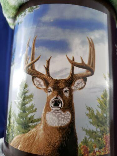 "Deer Soft Throw Blanket 50/"" x 60/"" NEW"