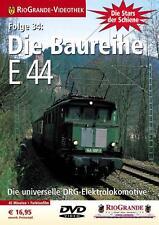 DVD Stars der Schiene 34 - Die Baureihe E 44