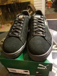 Puma Suede Foil FS Men's Sneakers Size