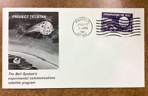 BJ-Stamps-1962-BELL-System-s-Project-Telstar-satellite-cover-Maine-July-10