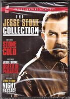 The Jesse Stone Collection 3-dvd Set Triple Feature Brand
