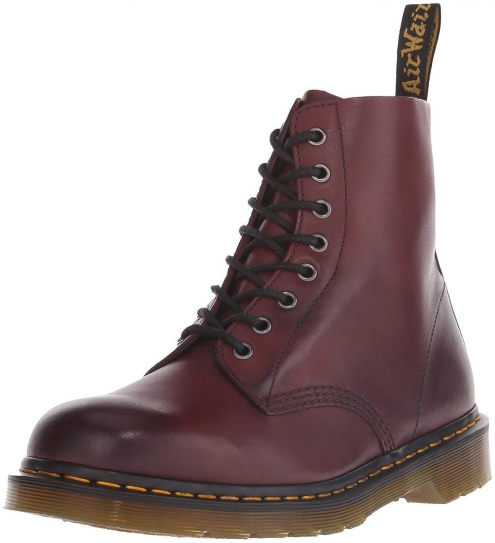 Dr. Martens Women's Women's Women's Pascal Leather Combat Boot 1e2f5e