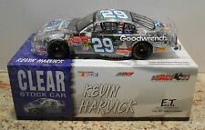 KEVIN HARVICK #29 E.T. CLEAR GOODWRENCH 2002 M/C 1:24 NASCAR BANK BY ACTION NEW