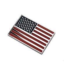 1pc auto-decor metal USA flag car sticker badge American flag auto decal emblem