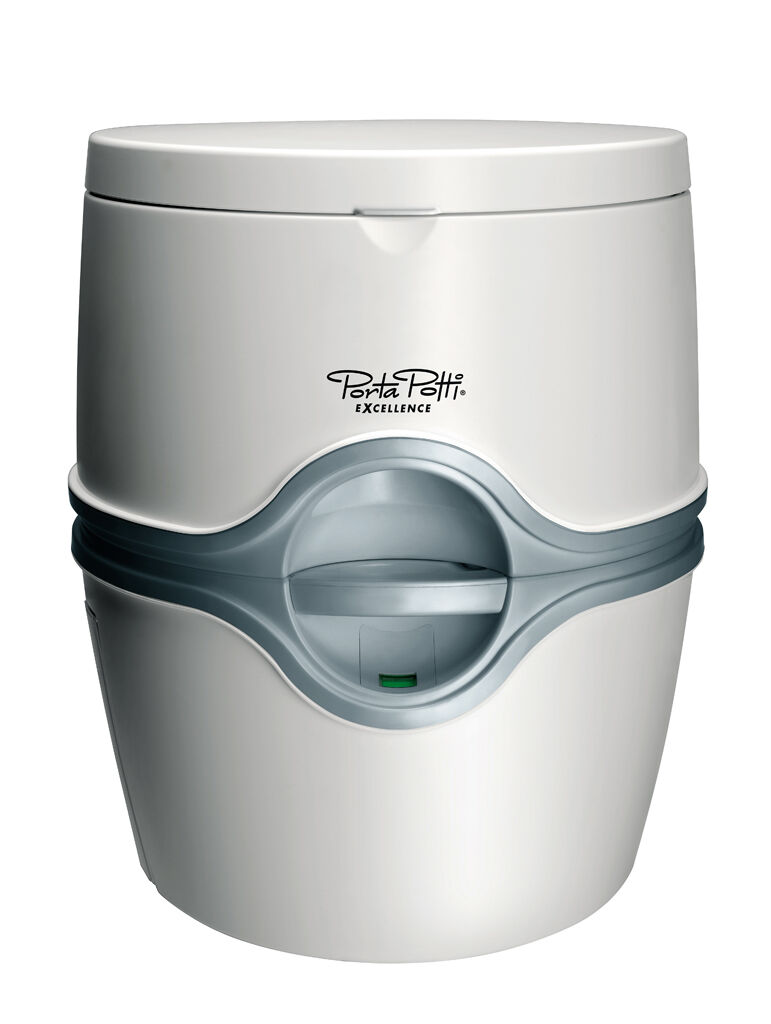 THETFORD PORTA POTTI EXCELLENCE WITH ELECTRIC PUMP - PORTABLE TOILET