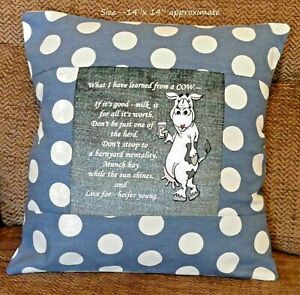 COW-FUN-DESIGN-FUN-QUOTES-COTTON-FABRIC-CUSHION-COVER-SANDRA-COEN-ARTIST-PRINT