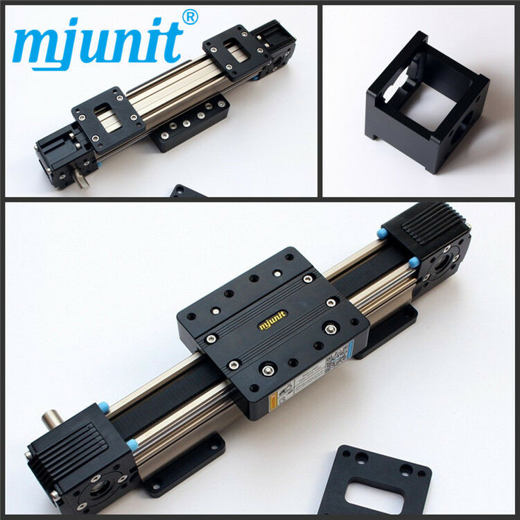 Mjunit MJ45 High Precision and Reasonable Price linear rail with 600mm stroke