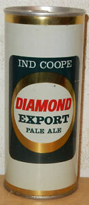 DIAMOND-Export-Pale-Ale-Straight-Steel-can-from-ENGLAND-44cl