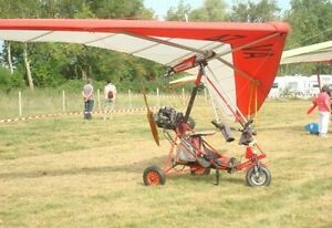 Details about Air Creation Racer French Ultralight Trike Aircraft Desktop  Wood Model Large