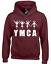 YMCA HOODY HOODIE FUN RETRO MUSIC DANCE DISCO VILLAGE PEOPLE 70/'S 80/'S PARTY