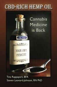 CBD-Rich-Hemp-Oil-Cannabis-Medicine-is-Back-Paperback