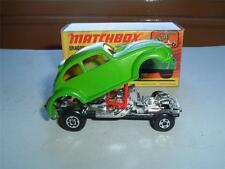 MATCHBOX LESNEY SUPERFAST 43 DRAGON WHEELS NO TRANSFER & ORIGINAL  BOX C PICS