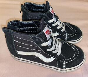 Boy Size 9 Infant - Vans Boots