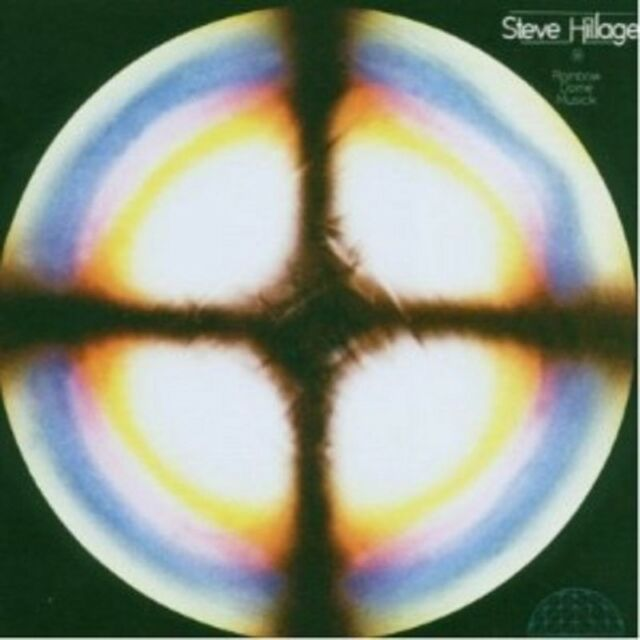 STEVE HILLAGE - RAINBOW DOME MUSICK-REMASTER  CD  2 TRACKS ART ROCK / POP  NEW!