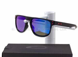 663000ab12 Image is loading Oakley-Holbrook-R-MAVERICK-VINALES-Sunglasses-Matte-Black-