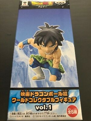 Dragonball Super Heroes WCF World Collectable Figure Vol.7 Son Gokou Japan F//S