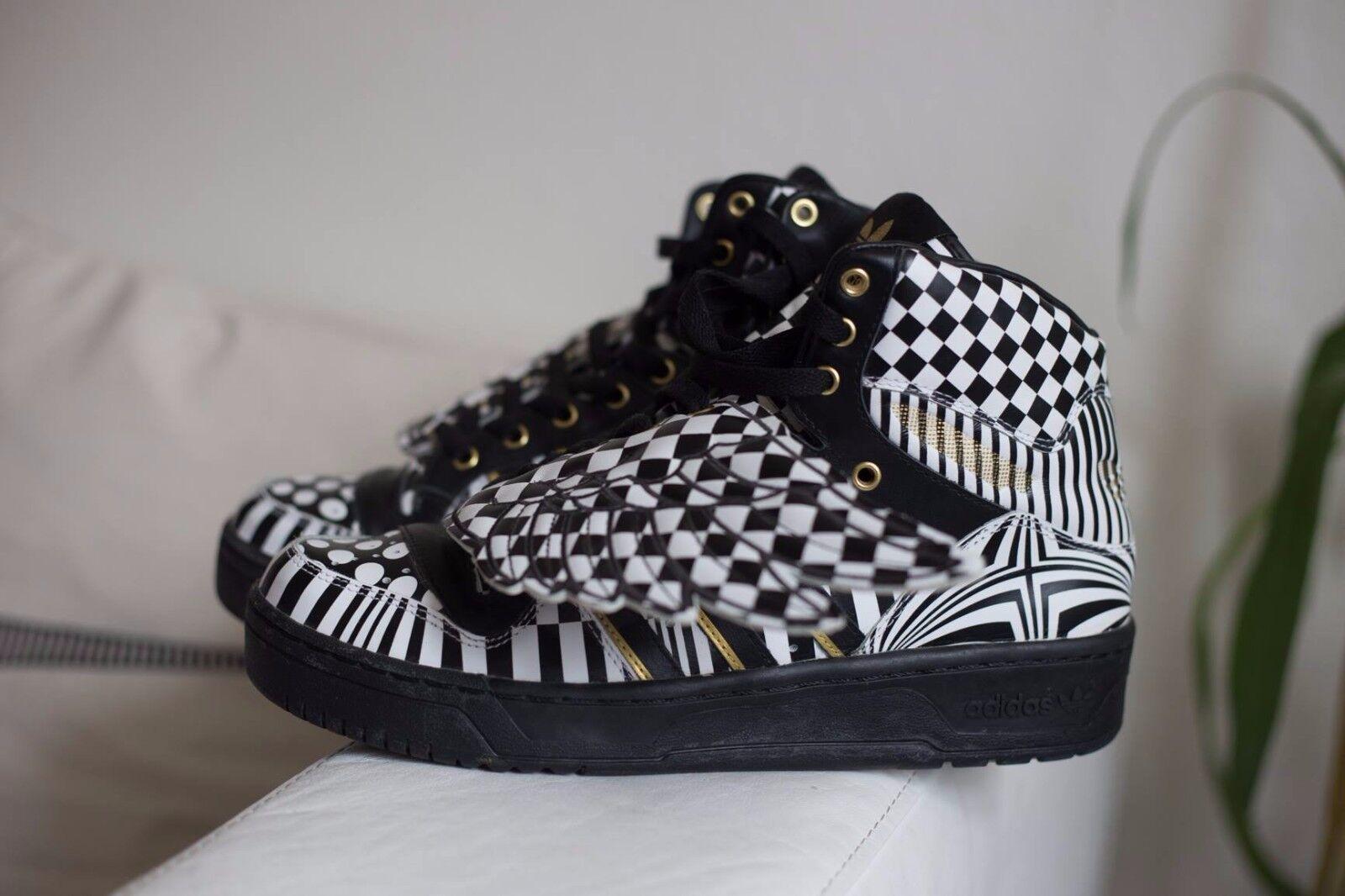 Adidas Jeremy Scott JS Wings OPART HiTop Sneaker US 9 | EU 42 2/3 | UK 8,5