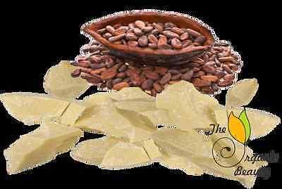 5 lb 100% NATURAL RAW PURE COCOA BUTTER