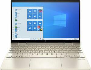 "HP - ENVY 2-in-1 13"" Touch-Screen Laptop - Intel Evo Platform Core i5 - 8GB M..."