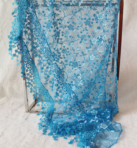 Women Fashion Pretty Long Soft Chiffon Scarf Wrap Shawl Stole Scarves Hot
