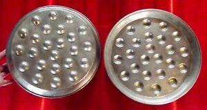 1-Ancien-Moule-plat-cuisson-Professionnel-Alsacien-Pomme-Escargot-Vintage-32cm