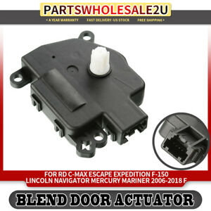 Image Is Loading Heater Blend Door Actuator Fit Ford Escape F